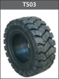 Lốp vỏ đặc 750x16 mâm 5.50 - TS03