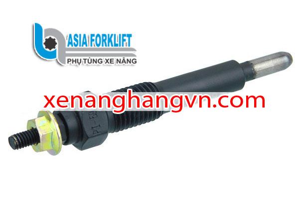 Bugi xông 12V,80*17/¢5*M10/1.25 4JG2 Z-8-97043-744-1