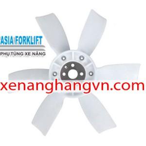 Cánh quạt xe nâng Toyota 4P, 5R/3-4FG 16361-22020-71