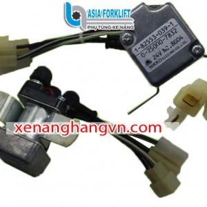 Rơle an toàn xe nâng (24V) 1-82553-039-1 TCM5-10TZ8